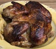 Pollo della griglia Fotografia Stock Libera da Diritti