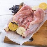 Pollo della guarnizione Fotografia Stock