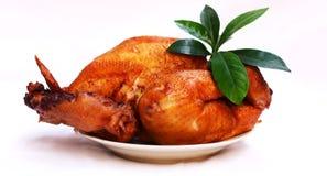 Pollo di arrosto Fotografia Stock Libera da Diritti