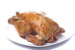 Pollo di arrosto Fotografie Stock