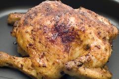 Pollo di arrosto Immagine Stock Libera da Diritti