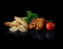 Pollo di Tandoori Fotografia Stock
