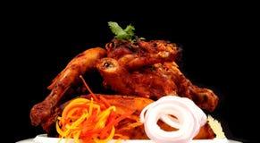 Pollo di Tandoori Fotografia Stock Libera da Diritti