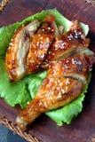 Pollo di Teriyaki Immagini Stock