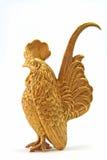 Pollo dorato Fotografia Stock Libera da Diritti