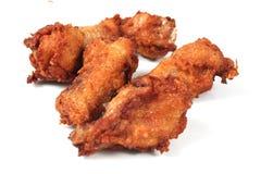 Pollo frito 2 Foto de archivo libre de regalías