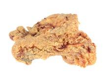 Pollo frito Imagen de archivo libre de regalías