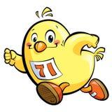 Pollo corriente Foto de archivo libre de regalías