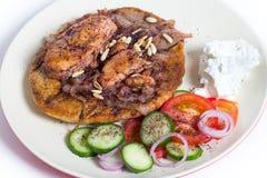 Pollo palestinese Immagini Stock