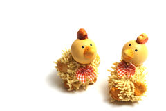 Pollo Pascua Fotografía de archivo