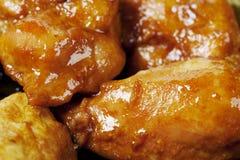 Pollo in salsa di soia Fotografia Stock