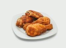 Pollo saporito. immagine stock