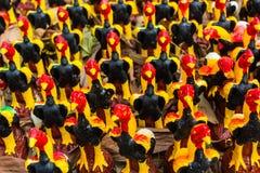 Pollo simulado Imagenes de archivo