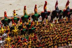 Pollo simulado Fotos de archivo