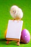 Pollo y vector Fotos de archivo libres de regalías