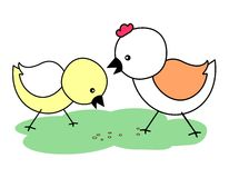 Polluelos libre illustration