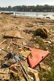 Garbage Pollution stock photos