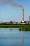 Pollution Images libres de droits