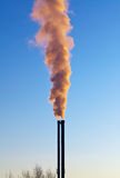 Pollution royalty free stock photography