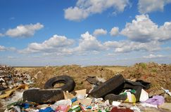 Pollution Royalty Free Stock Images