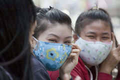 POLLUTION ATMOSPHÉRIQUE Photos stock