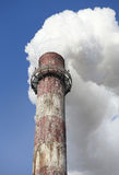Pollution,Chimney Smoke Stock Photos