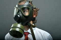 Pollution concept Stock Photography