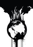 Pollution Earth Stock Photos