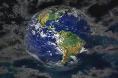Pollution of Earth Stock Photos