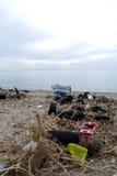 Pollution environnementale Photos libres de droits