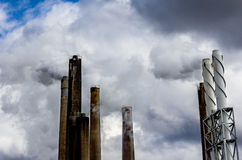 Pollution Stock Photography