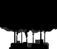 Pollution industry Stock Photos