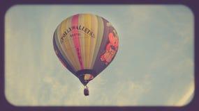 Pollywallet Bristol balloon Royalty Free Stock Image
