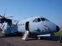Polnische Casen C-295 M, Radom, Polen Stockfotografie