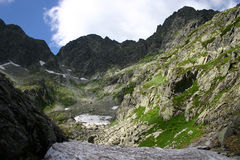 Polnische Tatra Berge Lizenzfreies Stockbild