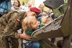 Polnischer nationaler und gesetzlicher Feiertag der Konstitutions-Tag Mai Lizenzfreie Stockfotos