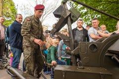 Polnischer nationaler und gesetzlicher Feiertag der Konstitutions-Tag am 3. Mai Lizenzfreies Stockfoto