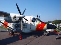 Polnisches Antonov AN-28, Radom, Polen Lizenzfreies Stockbild