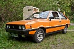 Polnisches Auto des Klassikers Stockfoto