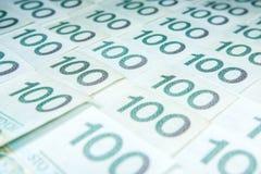 Polnisches Geld Lizenzfreies Stockfoto