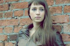 Polnisches Mädchen Stockfoto