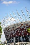 Polnisches nationales Stadion lizenzfreie stockfotografie