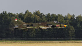 Polnisches Sukhoi Stockbilder