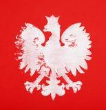 Polnisches Wappen Lizenzfreie Stockfotografie