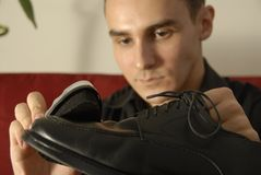 Polnisches zur Verkollkommnung Stockfotos