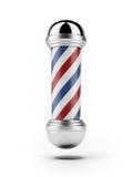 Polo clásico de la peluquería de caballeros Imagenes de archivo