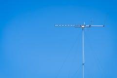 Polo da antena Imagem de Stock Royalty Free