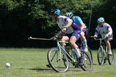 Polo de bicyclette Photos libres de droits