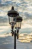 Polo de iluminación Imagen de archivo libre de regalías