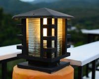 Polo de la lámpara Fotos de archivo